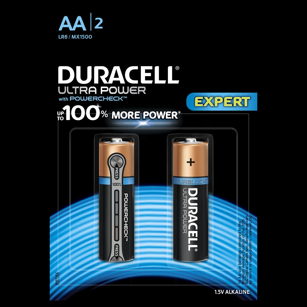 5eb7a19da88 Duracell Recharge Ultra AA Batteries